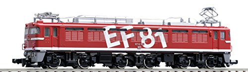 TOMIX Nゲージ EF81 95号機 レインボー塗装B 9172 鉄道模型 電気機関車の詳細を見る