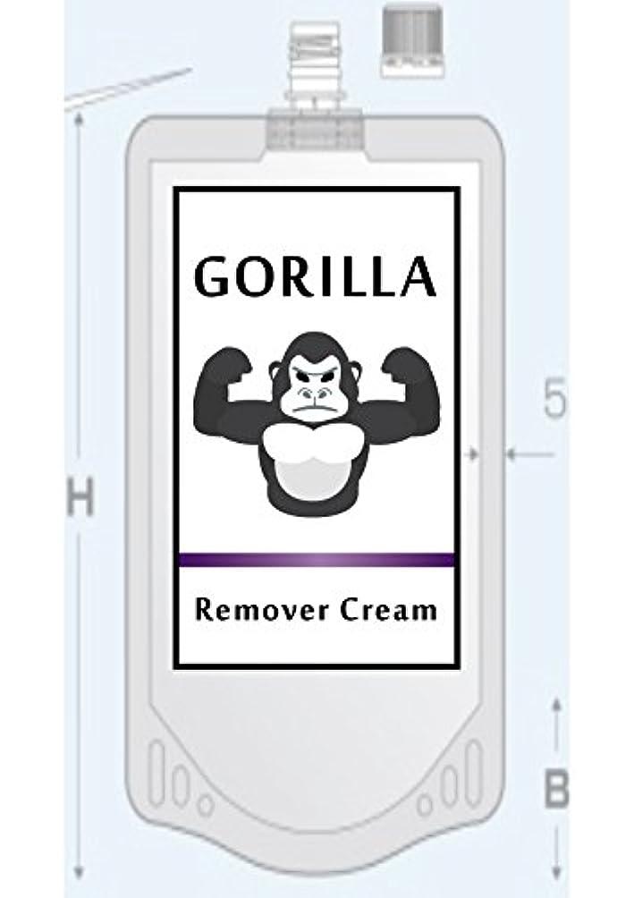 ウイルスほのか死すべきGORILLA Remover CReam ゴリラ 除毛 リムーバー クリーム 200g メンズ Vライン ボディ用 【医薬部外品】