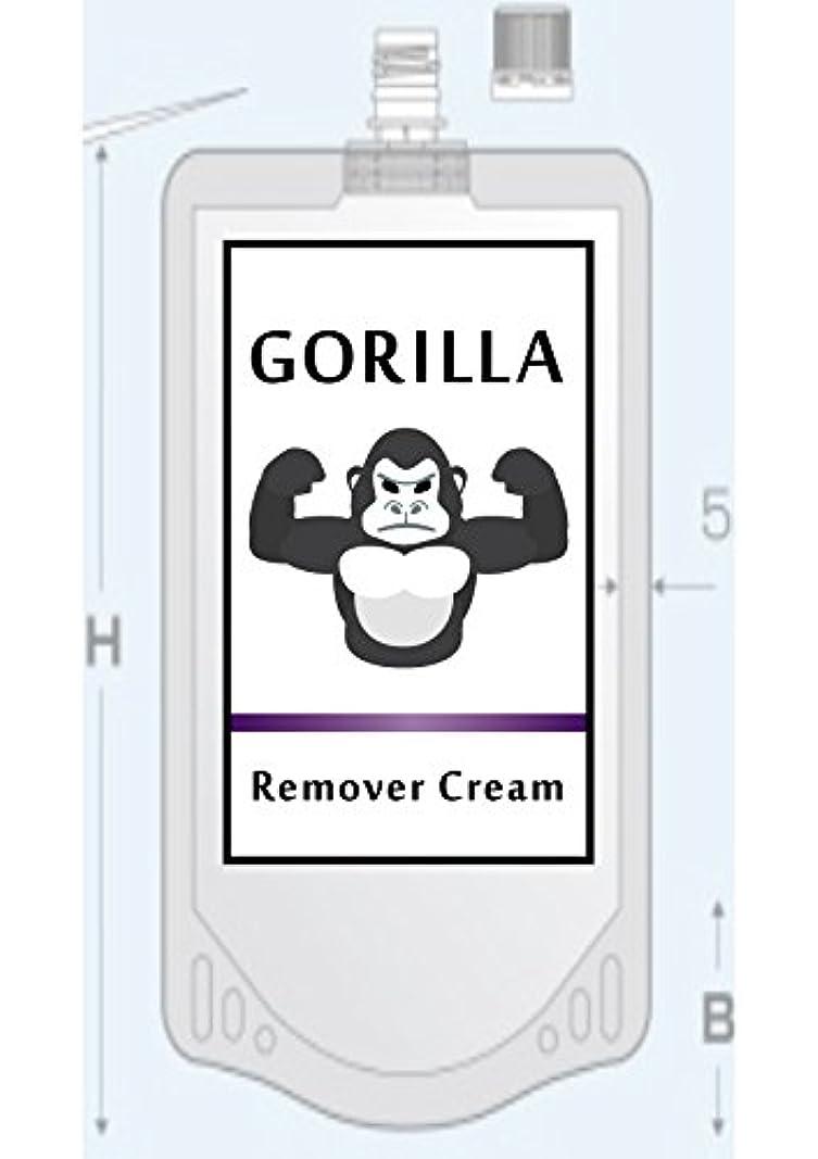 銛おしゃれじゃない終了しましたGORILLA Remover CReam ゴリラ 除毛 リムーバー クリーム 200g メンズ Vライン ボディ用 【医薬部外品】