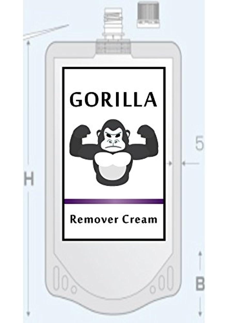乱用胚頻繁にGORILLA Remover CReam ゴリラ 除毛 リムーバー クリーム 200g メンズ Vライン ボディ用 【医薬部外品】