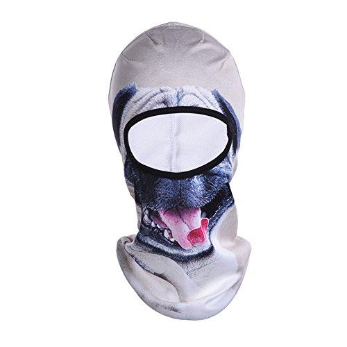 アニマル フェイスマスク(犬)