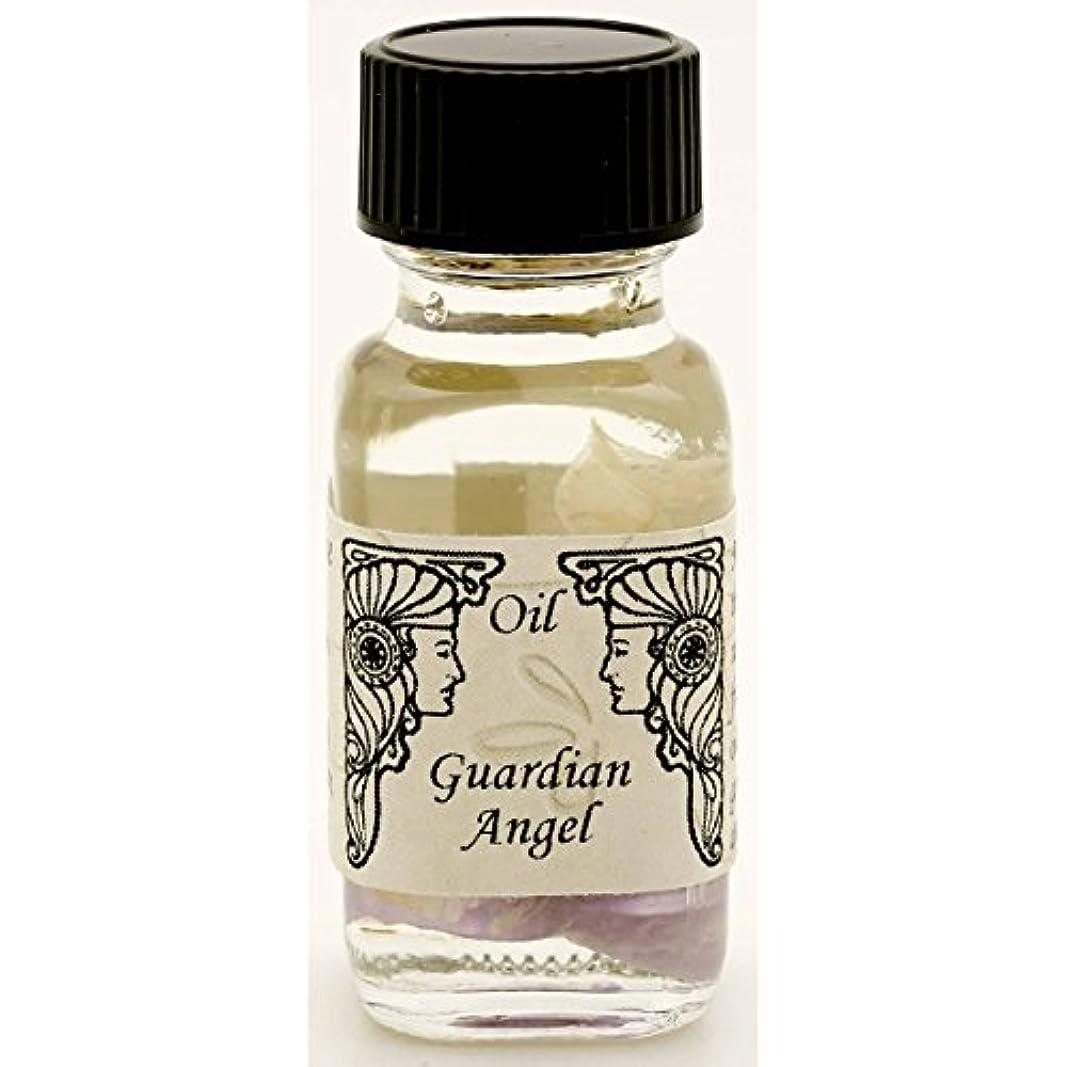 ソロ研究ナビゲーションアンシェントメモリーオイル Guardian Angel 守護天使 2016年新作 (Ancient Memory Oils)