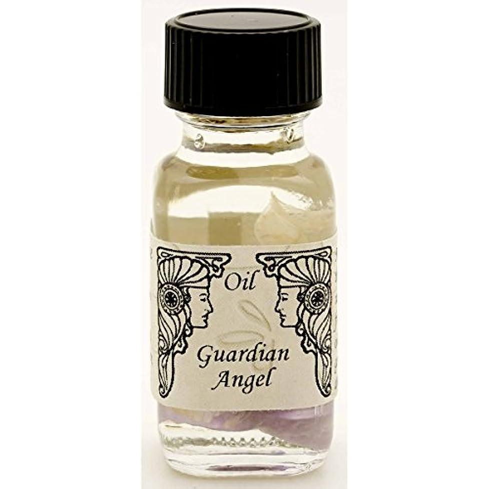 自分の一月声を出してアンシェントメモリーオイル Guardian Angel 守護天使 2016年新作 (Ancient Memory Oils)