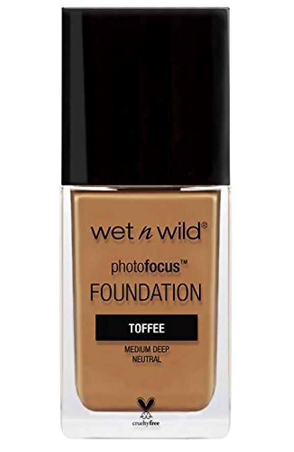 ずるい蜜にはまってWET N WILD Photo Focus Foundation - Toffee (並行輸入品)