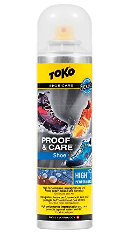 ゆり個人ジャケットTOKO(トコ) 撥水スプレー 靴用 シューズプルーフ&ケア 250ml 5582624