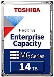 "Toshiba NEARLINE Enterprise SATA, 7200rpm, 512MB Buffer, 3.5"" Form Factor Internal Hard Drive, 14TB, MG07"