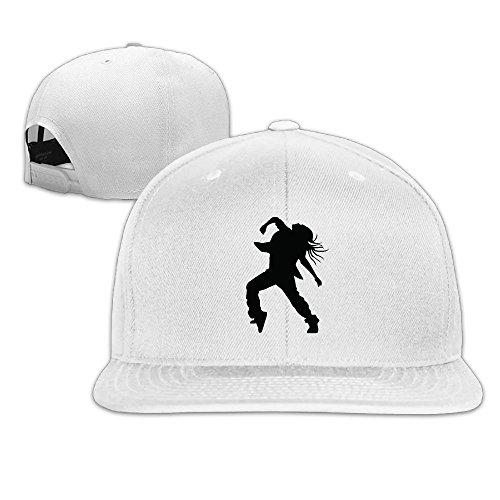 海猫 ヒップホップ 踊り者 ヒップホップ 野球帽子 B系 平らつば キャップ BBキャップ 男女兼用 ユニセックス