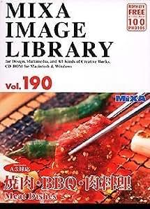 MIXA IMAGE LIBRARY Vol.190 焼肉・BBQ・肉料理
