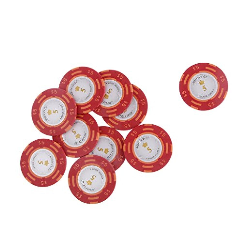 sharprepublic ポーカーチップ ジノチップ カジノ粘土チップ ボードゲーム ゲーム
