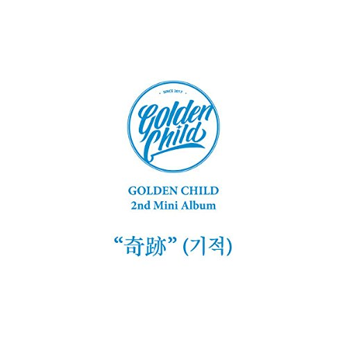 Golden Child 2nd Mini Album [奇跡](ランダムカバー)