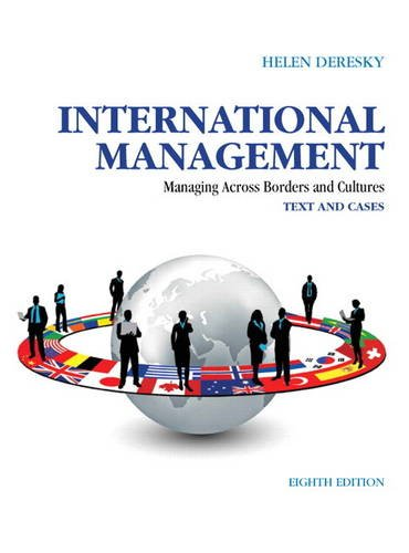 Download International Management: Managing Across Borders and Cultures, Text and Cases (8th Edition) 0133062120