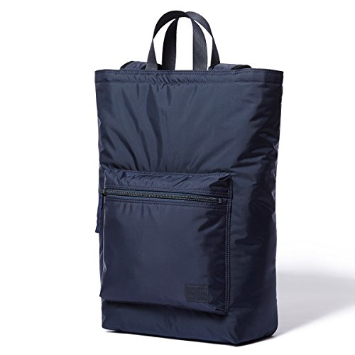 (ヘッド・ポーター) HEADPORTER MASTER NAVY 2WAY TOTE BAG NAVY