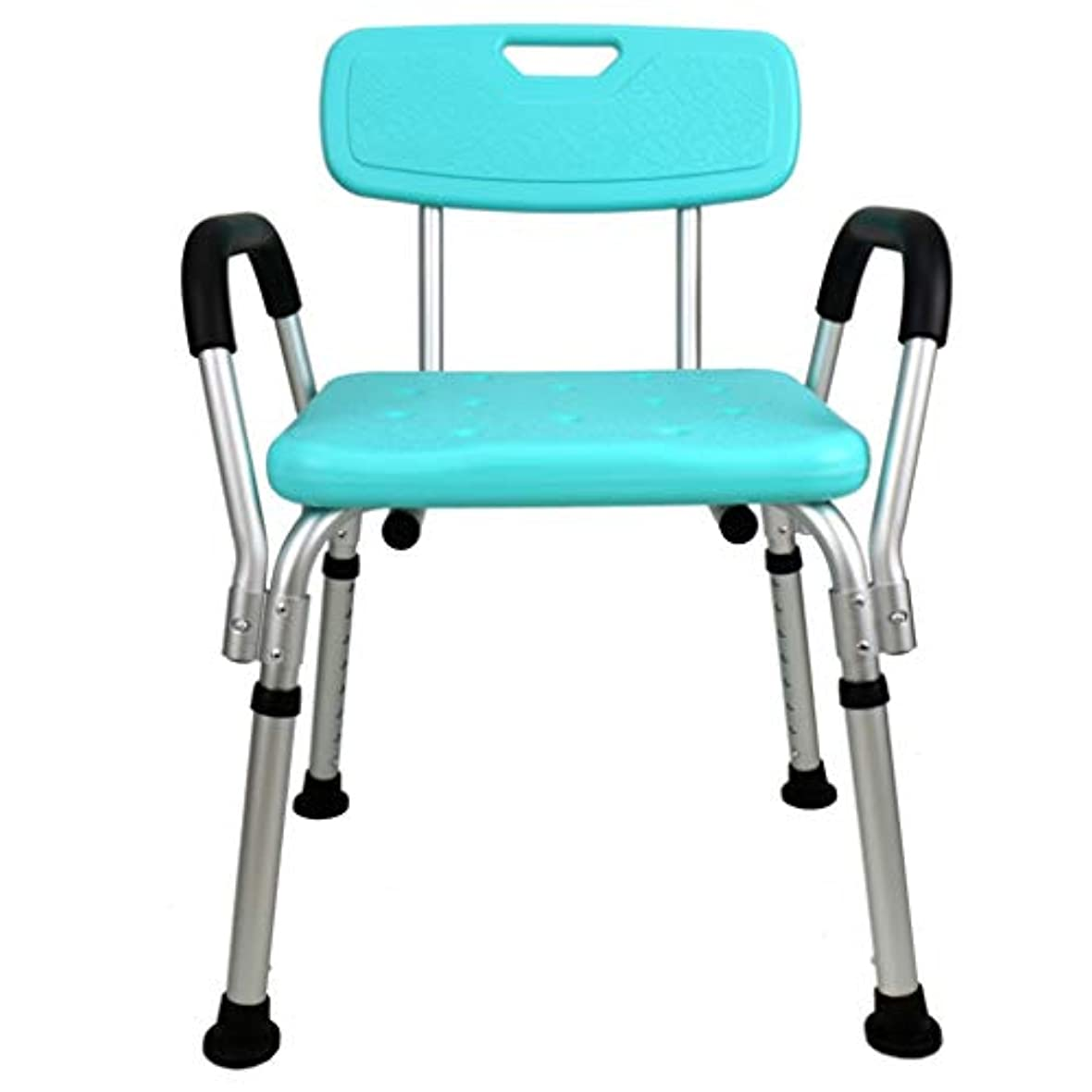 たるみスポーツ昇る調節可能なシャワースツールシート| 滑り止め浴槽の安全性| 背もたれ付きシャワーチェア| 医療用入浴ツール