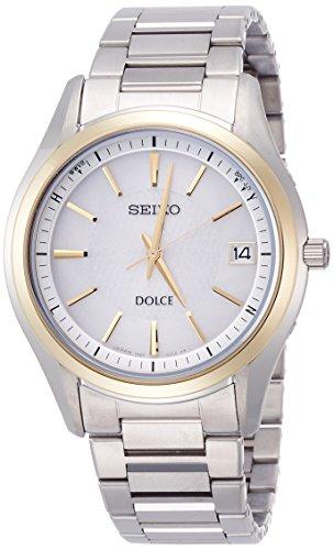 [ドルチェ]DOLCE 腕時計 DOLCE  ソーラー電波 SADZ188 メンズの詳細を見る