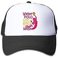 子ども グリッドキャップ戦い 水パイク人魚おしゃれな 軽量 メッシュ帽子 オスとメス 通用