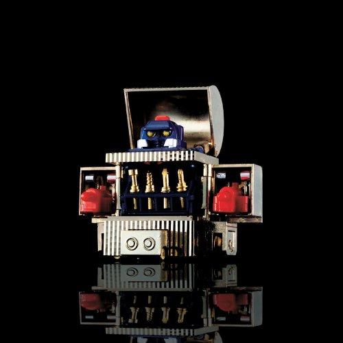 超合金 復刻版 メカニックライタン