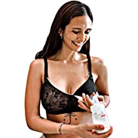 Simple Wishes Supermom All-in-One Nursing and Pumping Bra
