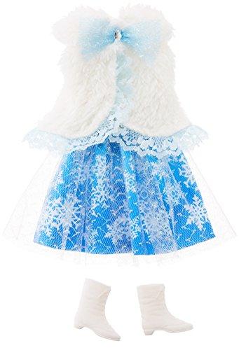 リカちゃん ドレス LW-19 スノーエンジェルケープ