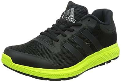 [アディダス] adidas ランニングシューズ energy bounce B33956 B33956 (コアブラック/コアブラック/ソーラーイエロー/28.5)