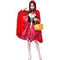 775009789e39a Halloween 高品質 ハロウィン 大人cosplay 仮装 衣装 コスプレ コスチューム♪赤ずきん メイド服 パーティー