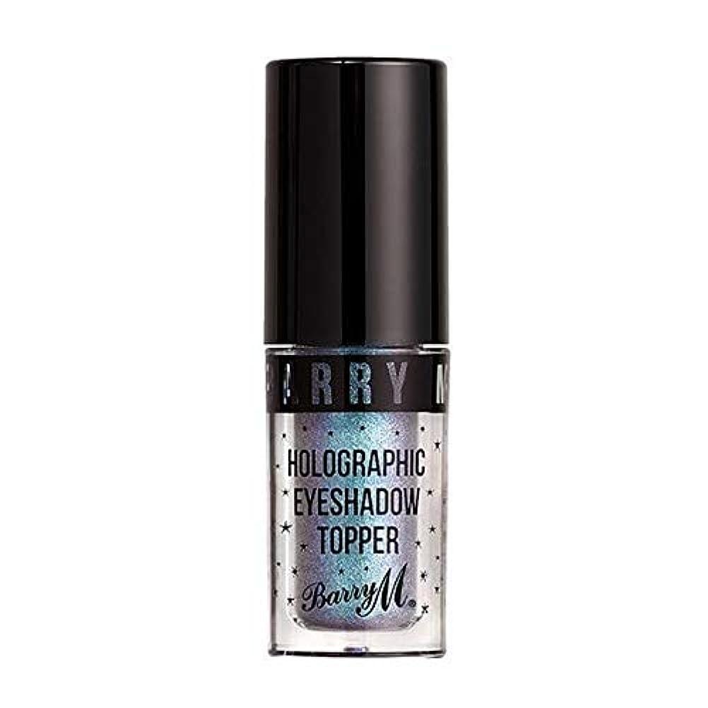 [Barry M ] バリー?Mのホログラフィックアイトッパー - 小惑星 - Barry M Holographic Eye Topper - Asteroid [並行輸入品]