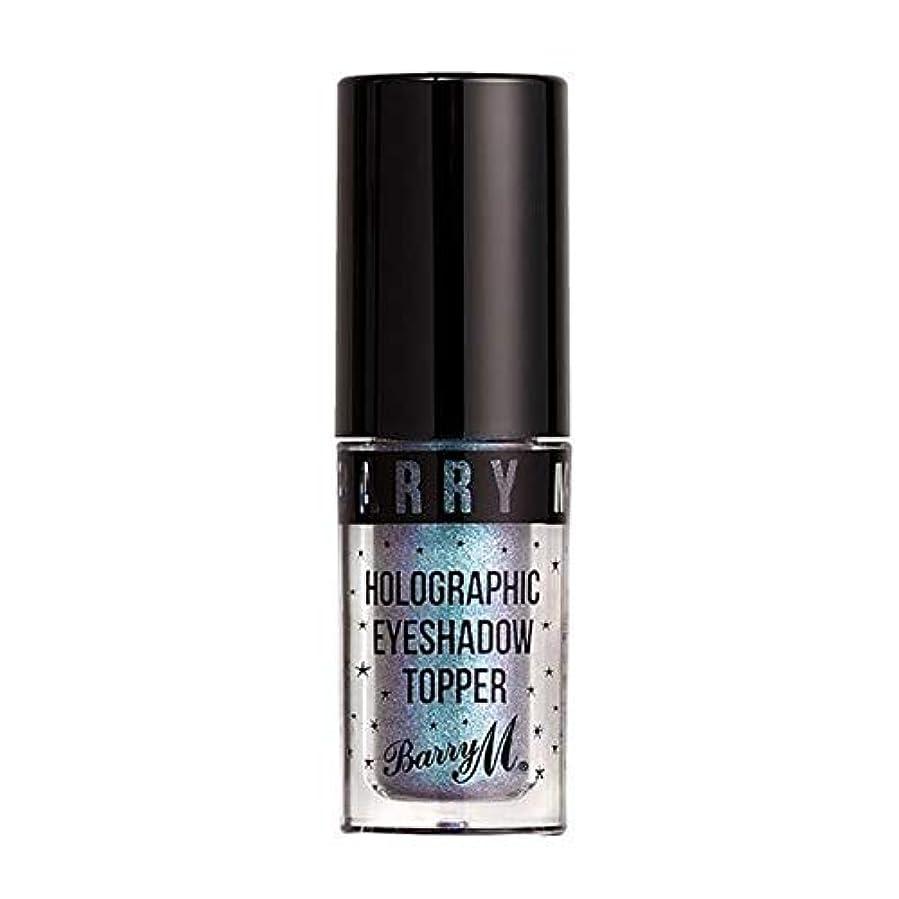 周囲カプセルシード[Barry M ] バリー?Mのホログラフィックアイトッパー - 小惑星 - Barry M Holographic Eye Topper - Asteroid [並行輸入品]