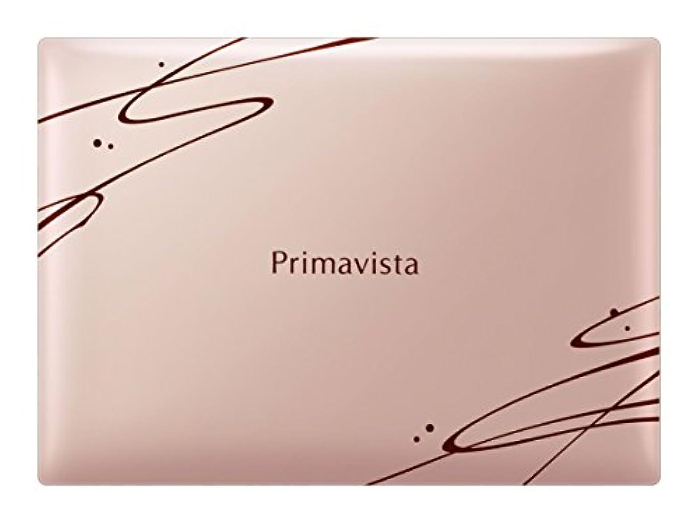 東ティモール摘む司書ソフィーナ プリマヴィスタ きれいな素肌質感パウダーファンデーション(オークル03)+限定デザインコンパクト
