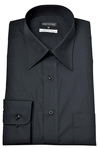 ozie 形態安定 レギュラーカラー ドレスシャツ