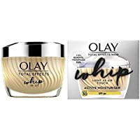 [Olay ] オーレイトータルエフェクトホイップSpf 30 50ミリリットル - Olay Total Effects Whip SPF 30 50ml [並行輸入品]