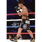 井上尚弥 直筆サインフォト/写真 ボクシング WBSS
