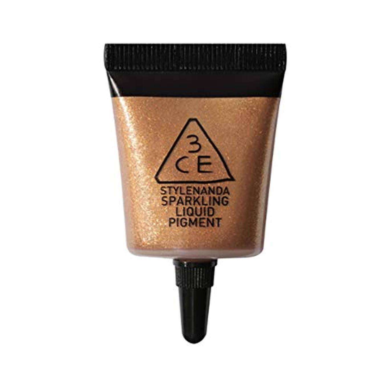 農場伝導豚[3CE] スパークリング リキッド ピグメント #(Royalmond) アイシャドー Sparkling Liquid Pigment - Glow Liquid Glitter Eyeshadow Korean Cosmetics...