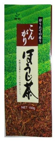 明和 こんがりほうじ茶 150g×10