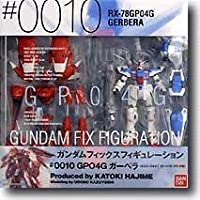GUNDAM FIX FIGURATION # 0010 ガーベラテトラ改 GP04