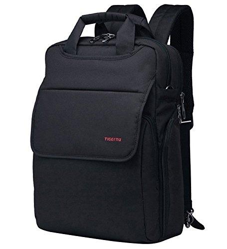 Kuprine pcリュック ビジネス バッグ 3way 軽量 メンズ レディース 13.3inch-14ノートパソコン リュックサック 人気 黒 ディパック バックパック 通勤 出張 旅行