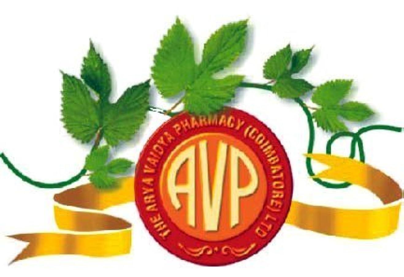 田舎者パースブラックボロウ船外AVP Balaswagandhadi Bala Ashwagandhadi Thailam Herbal Massage Oil Huile de massage aux plantes by AVP [並行輸入品]