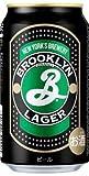 ブルックリンラガー 缶  350ml×24本n America beer アメリカビール