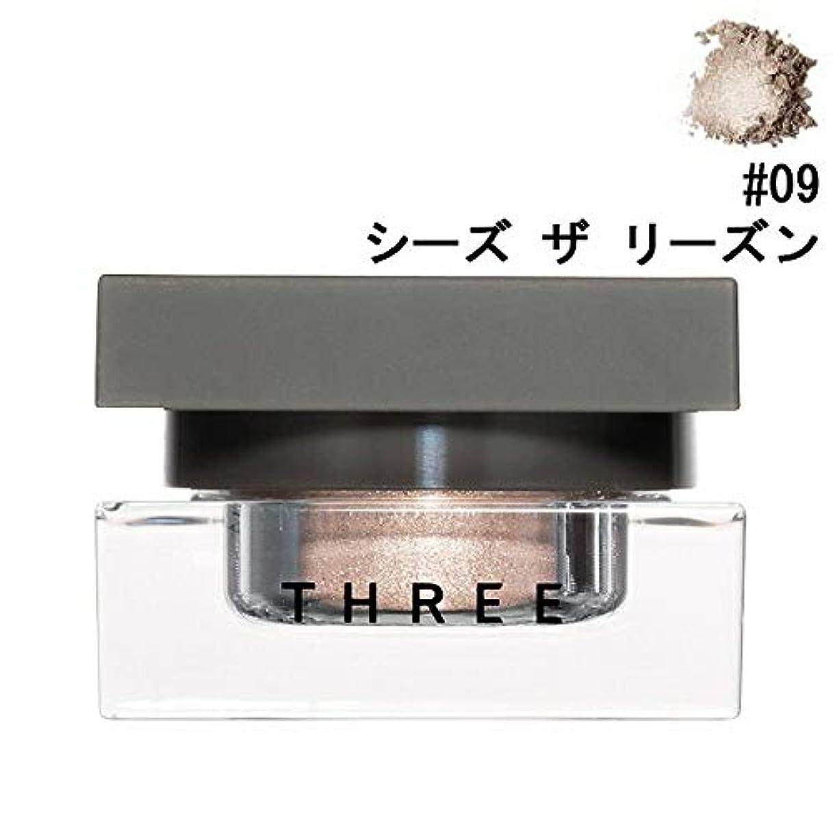 【スリー】シマリングカラーヴェール ステートメント #09 シーズ ザ リーズン 1.5g