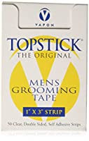 Topstick Clear Hairpiece Tape by Vapon