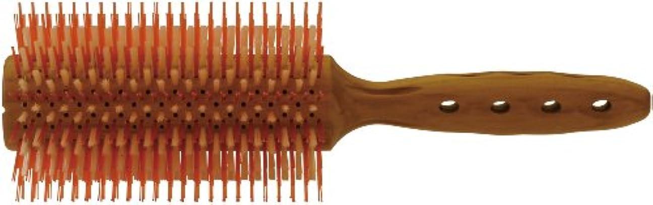 半径中断パシフィックYS-66GW0 カールシャインスタイラー ロールブラシ 直径70mm