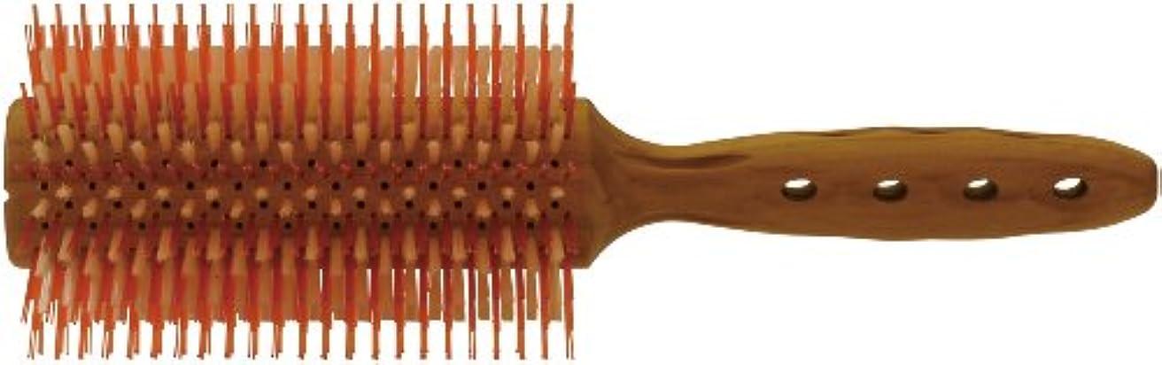 ハチ降伏スピーカーYS-66GW0 カールシャインスタイラー ロールブラシ 直径70mm