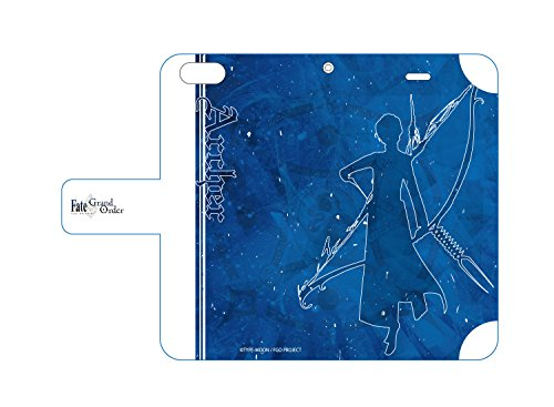 Fate Grand Order 24 アーチャー アルジュナ 手帳型スマホケース iPhone6/6s/7/8兼用の詳細を見る