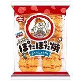 亀田製菓 おばあちゃんのぽたぽた焼 砂糖醤油せんべい 1袋