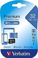 バーベイタム 32 GB SD Micro (SDHC)
