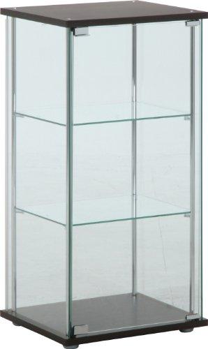 不二貿易 ガラス コレクションケース 3段 (フィギュアケース・プラモデルケース) 96049...