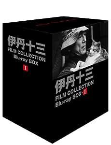 伊丹十三 FILM COLLECTION Blu-ray BOX Ⅰ