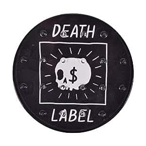 DEATH LABEL デスレーベル スノーボード デッキパッド CIRCLE PAD CIRCLEPAD SKULL F