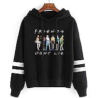 Flyself Girls Stranger Things Sweatshirt Season 3 Title TV Series Netflix Inspired Letter Printed Hoodies Jumper Pullover for Teen Boys Kids