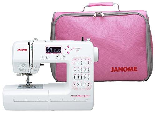 JANOME ジャノメ コンピュータミシン JP210MSE 特別仕様