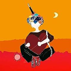 秋山黄色「夕暮れに映して」のジャケット画像
