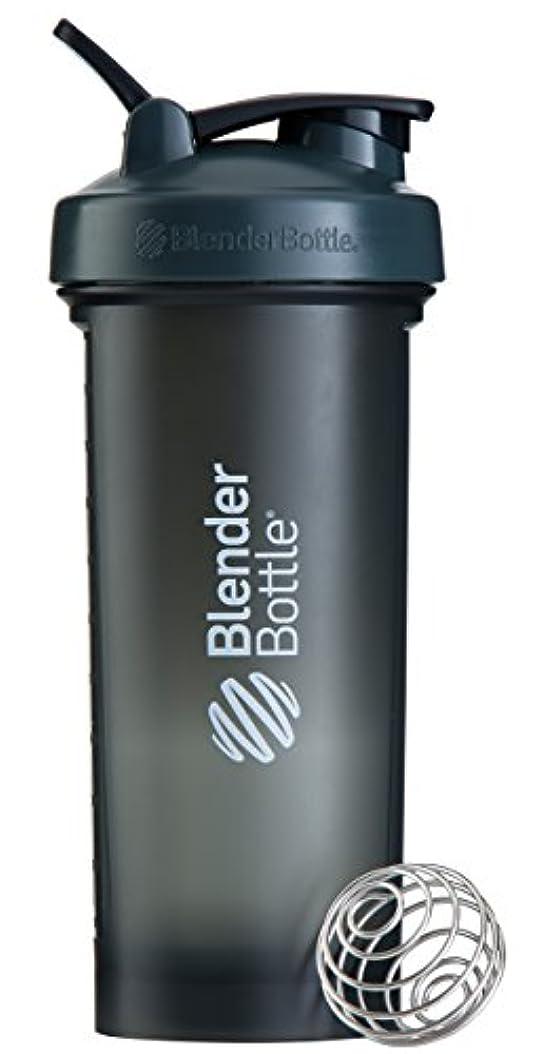 スポンジ豪華な暖かくブレンダーボトル 【日本正規品】 ミキサー シェーカー ボトル Pro45 45オンス (1300ml) グレイホワイト BBPRO45FC G/WT